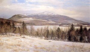 Mount Monadnock by William Preston Phelps