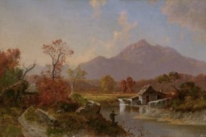 Mount Chocorua from Tamworth by William Sheridan Young