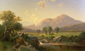 Mount Kearsarge from Conway by William Sheridan Young