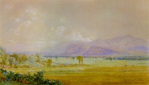 Moat Mountain and the Ledges of North Conway by William Trost Richards