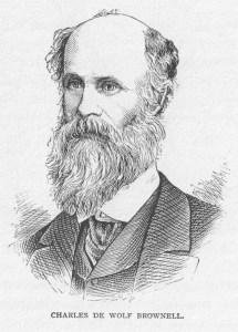 Charles DeWolf Brownell (1822-1909)