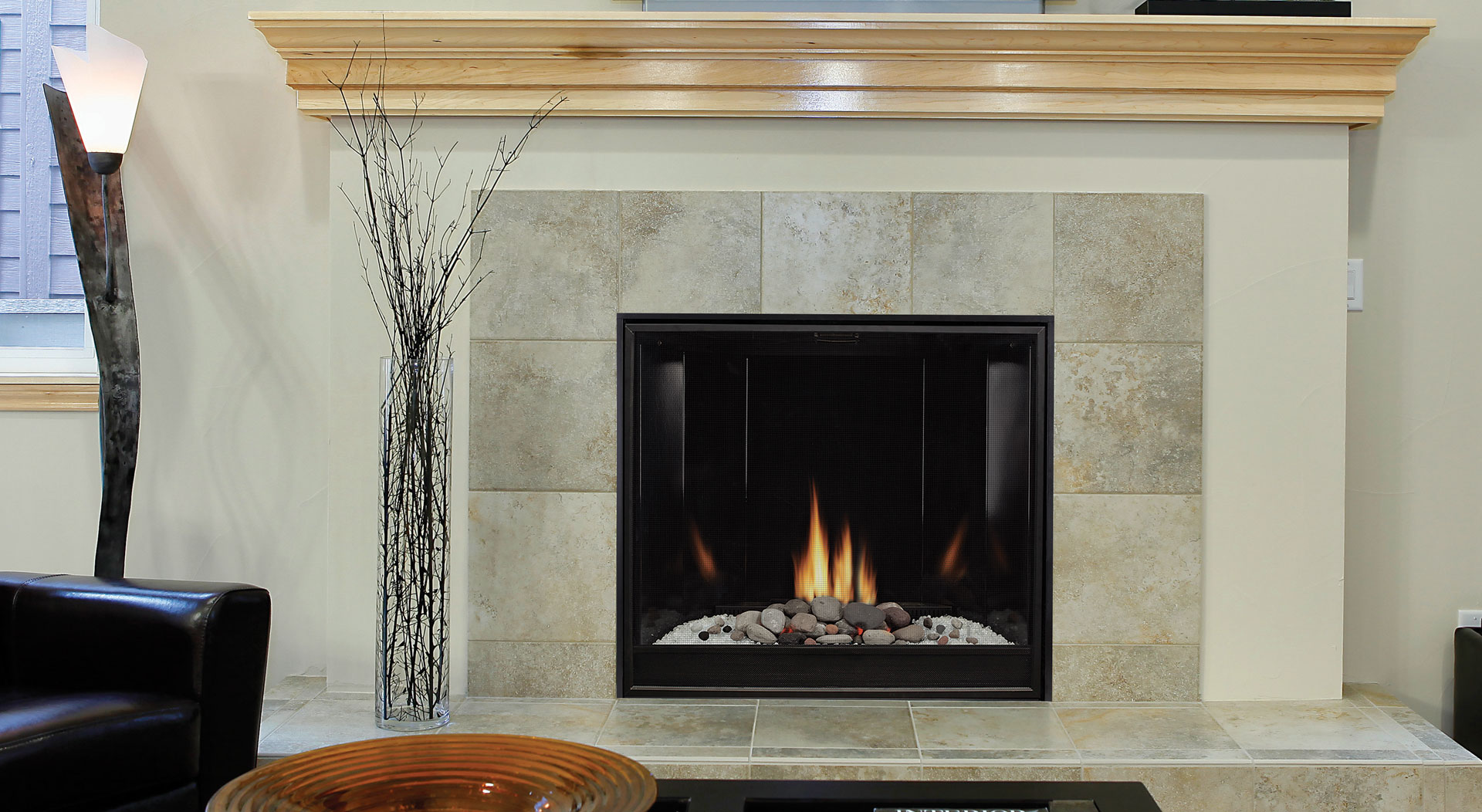 Gas Fireplace Starter Pipe White Mountain Hearth