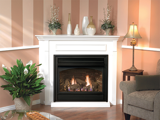 Mantels White Mountain Hearth