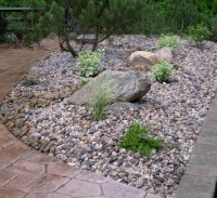 Boulders, Feature Rocks & Bubblers | Whitemud Landscaping ...