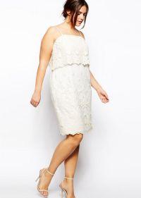 Best White Plus Size Party Dresses   white plus size party ...