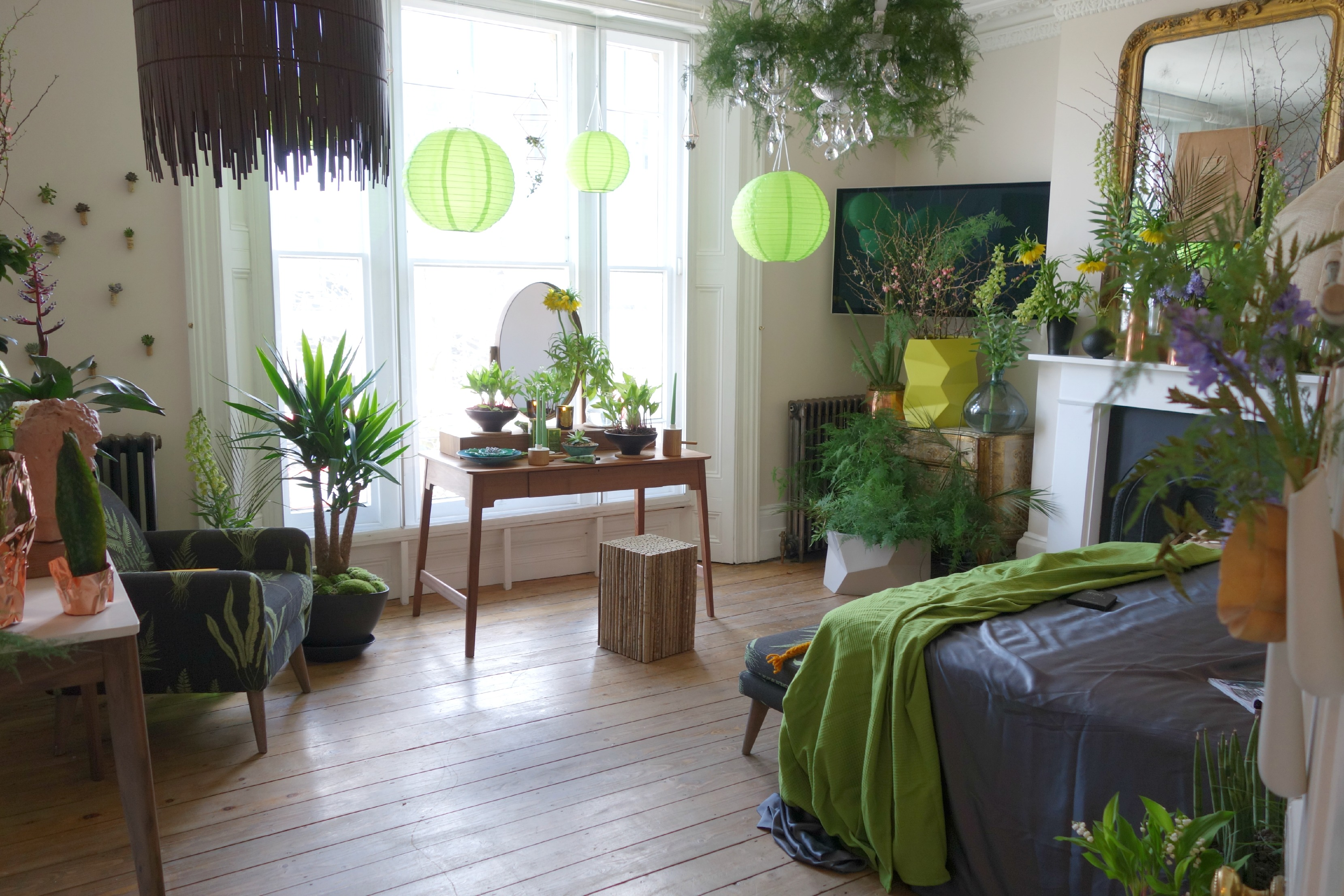 Plant Bed Feng Shui Tip No Plants In Your Bedroom The Goldylocks Zone