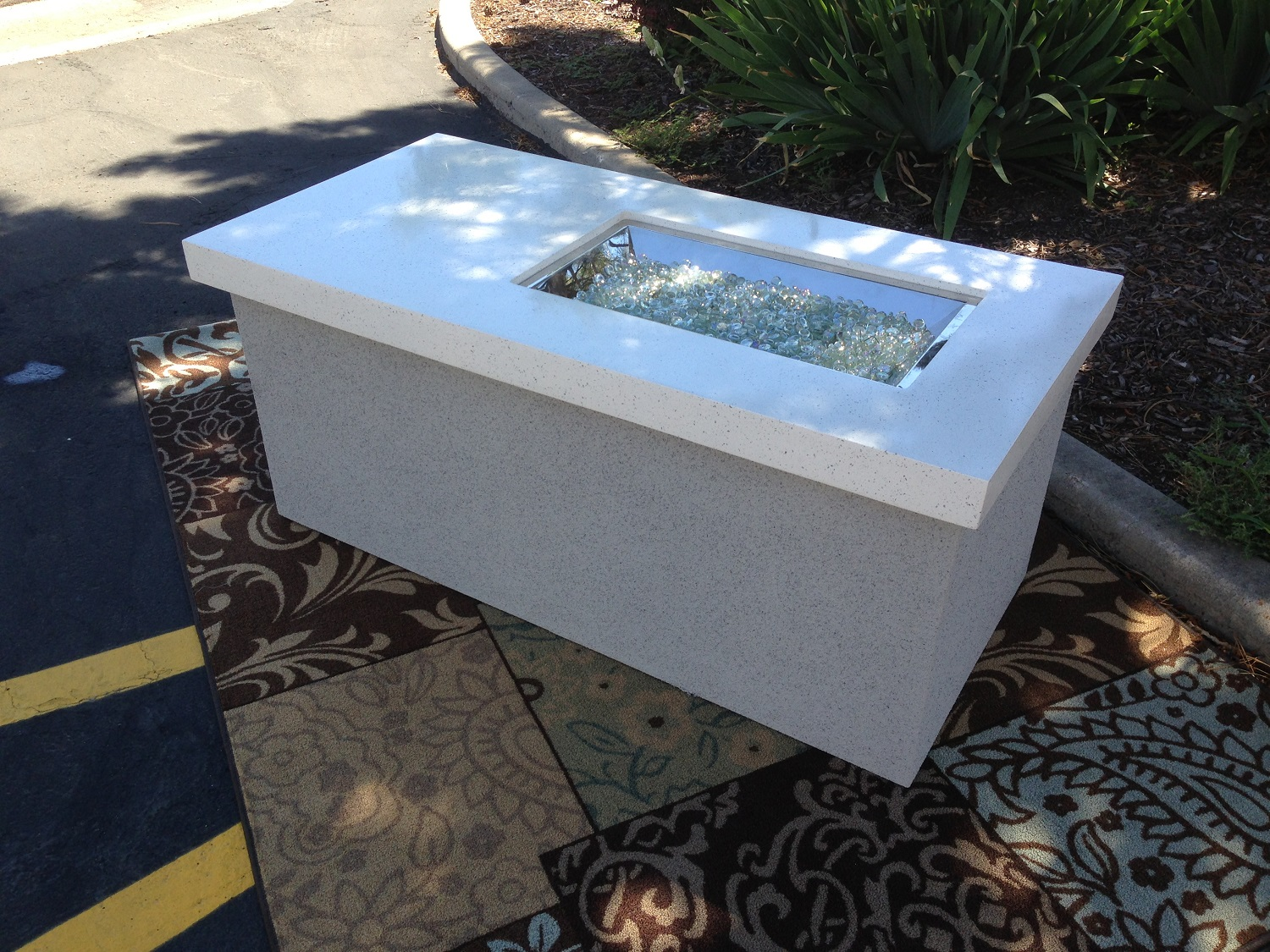 Salt Lake City Countertops Concrete Fire Pits Salt Lake City Utah Whitestone