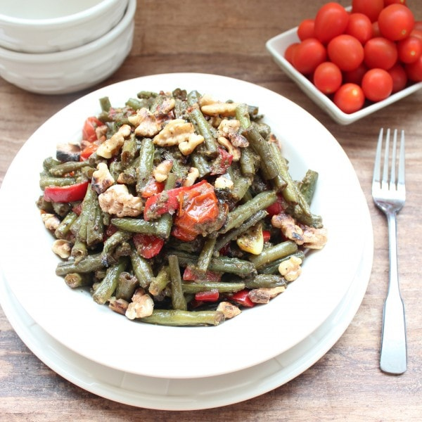 Paleo Pork and Bean Salad I
