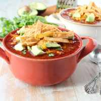 Slow Cooker Chorizo Corn Chili