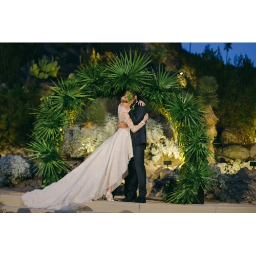 Medium Crop Of Whitney Port Wedding