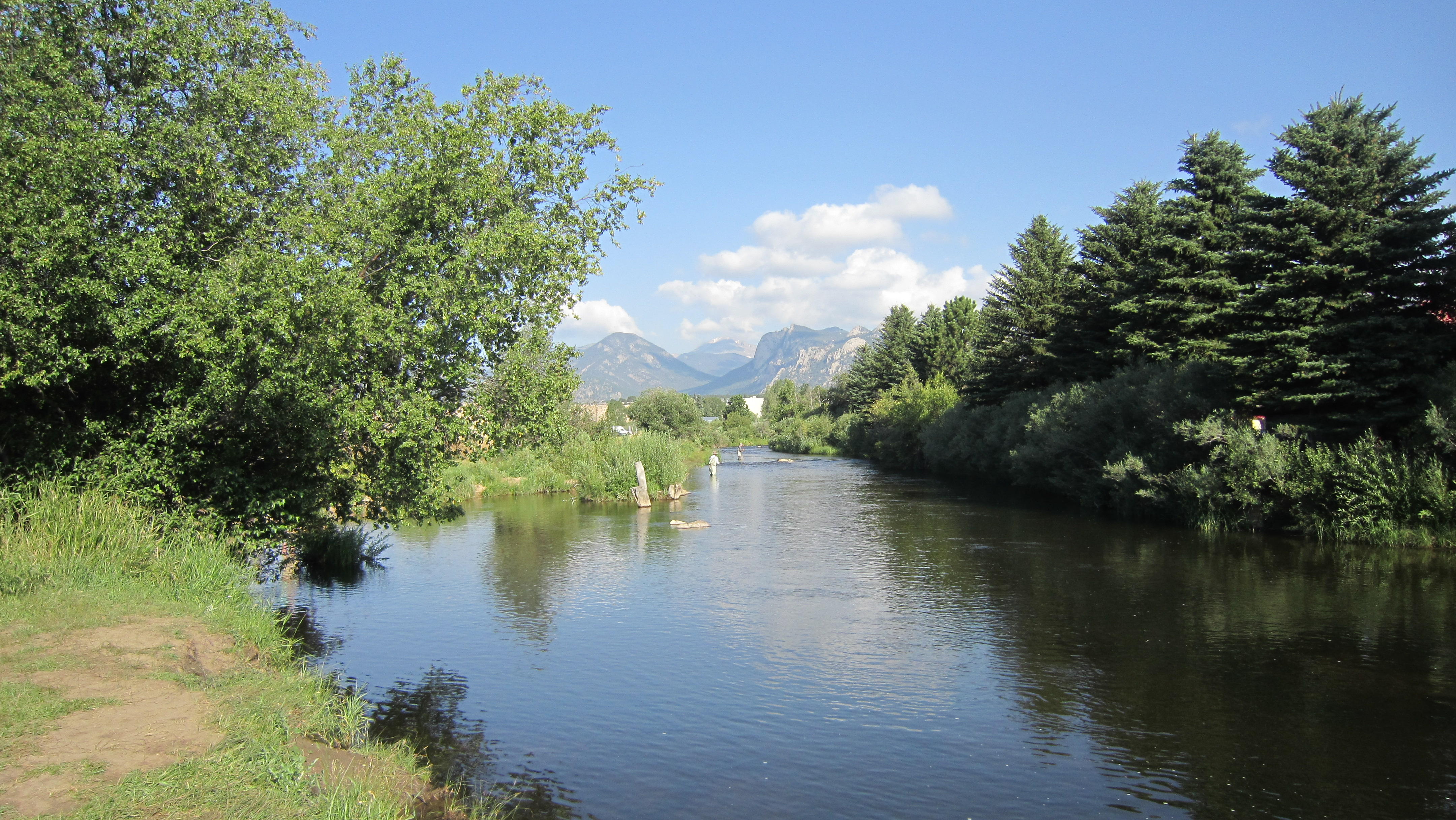 Whit 39 S Wilderness Fly Fishing The Big Thompson River In