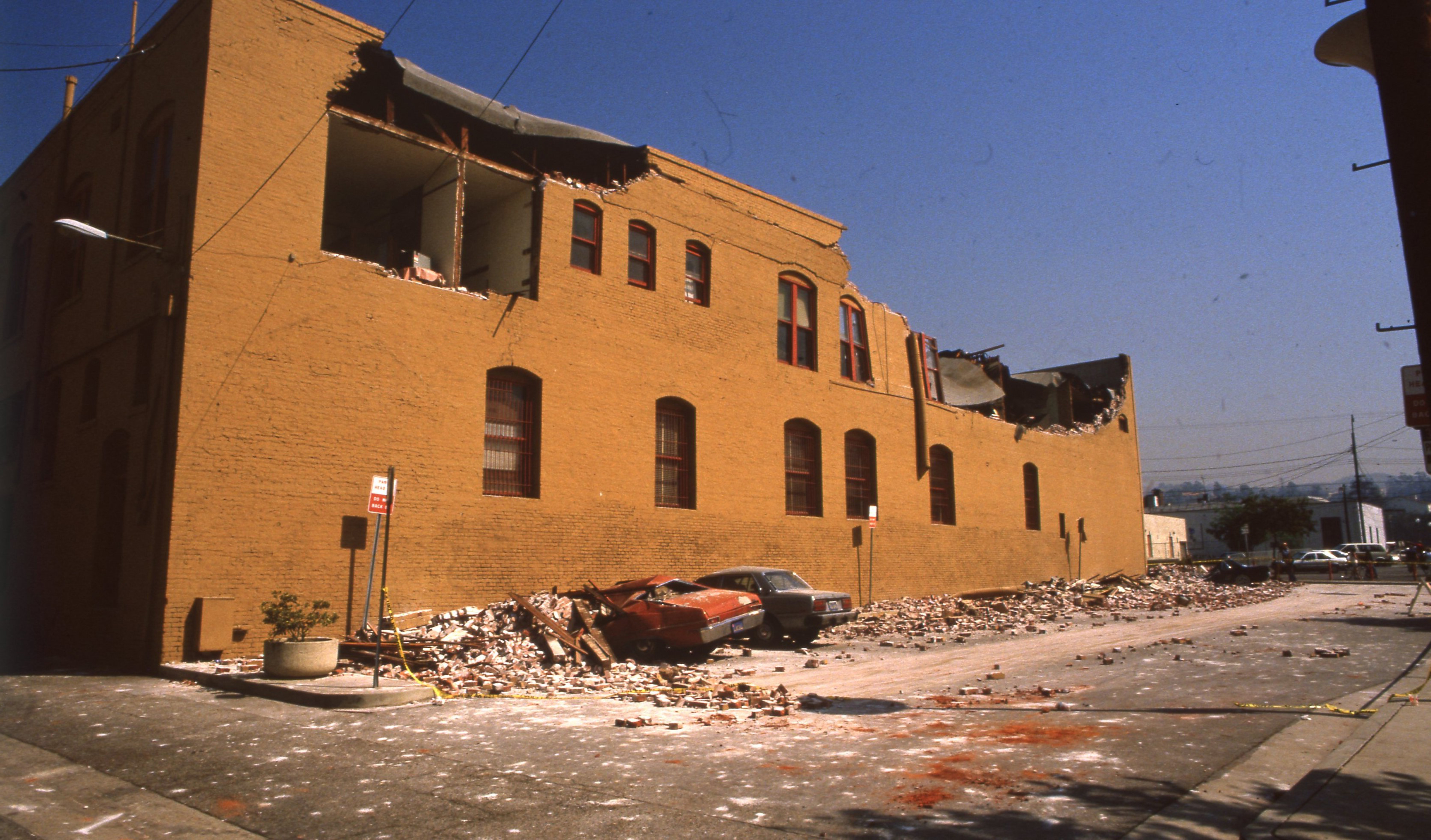 Store Banne Z Wave Photos The 1987 Whittier Narrows Earthquake A Look Back On 30th