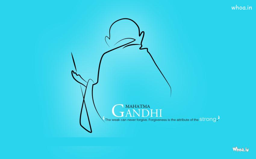 Radhe Krishna Wallpaper With Quotes Gandhi Jayanti Wallpaper For Desktop
