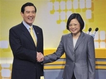 圖片:REUTERS/Chi Chih-hsiang/Pool (TAIWAN - Tags: POLITICS BUSINESS) QUALITY FROM SOURCE