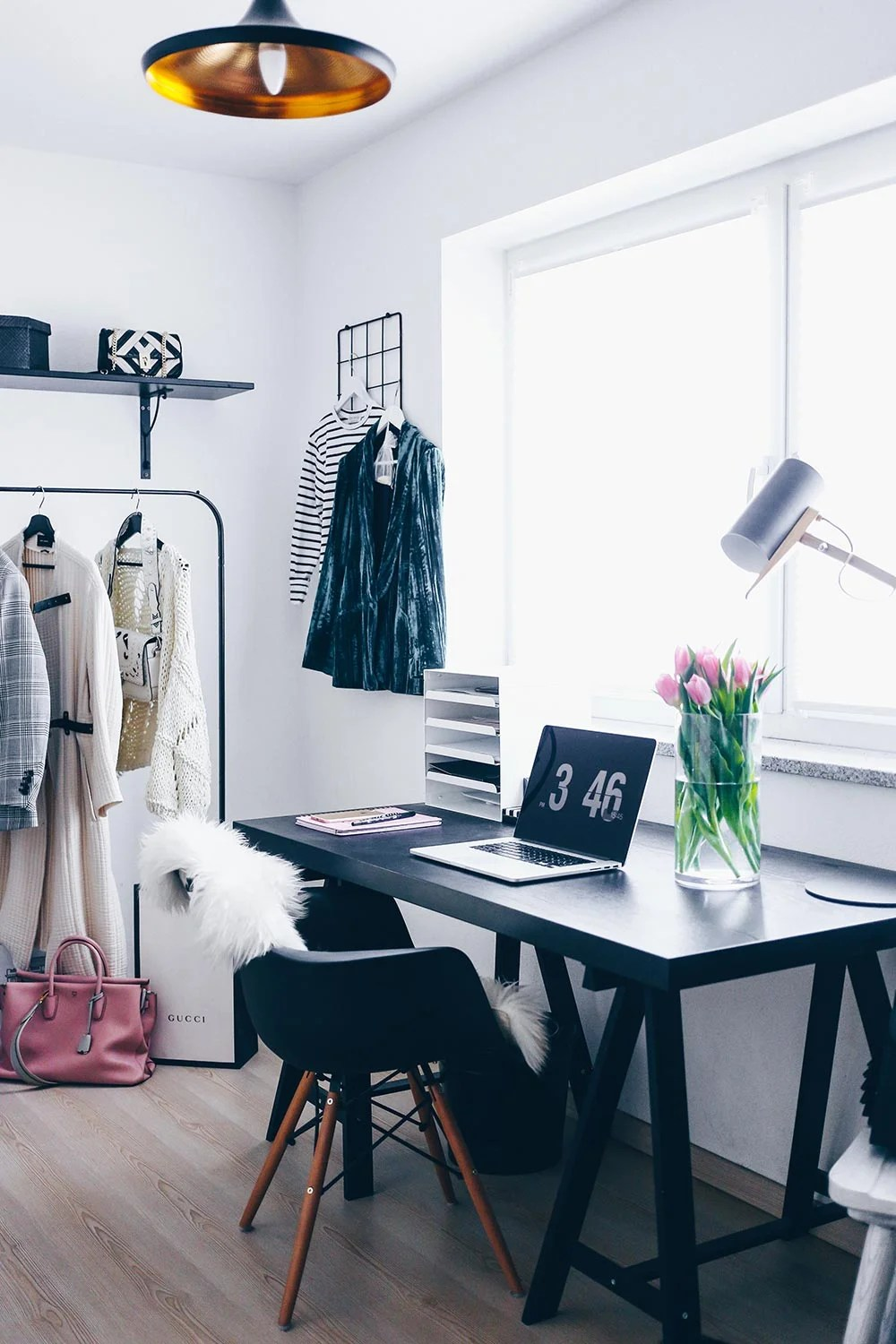 Pinnwand Ikea Mein Blogger Home Office: Stylisch, Aber Funktional! - Who