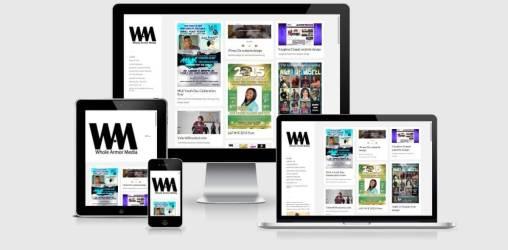 Whole Armor Media website