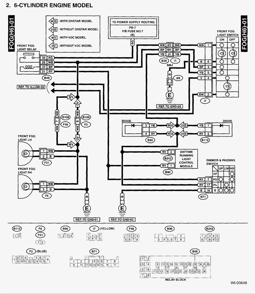 2010 subaru outback radio wiring diagram