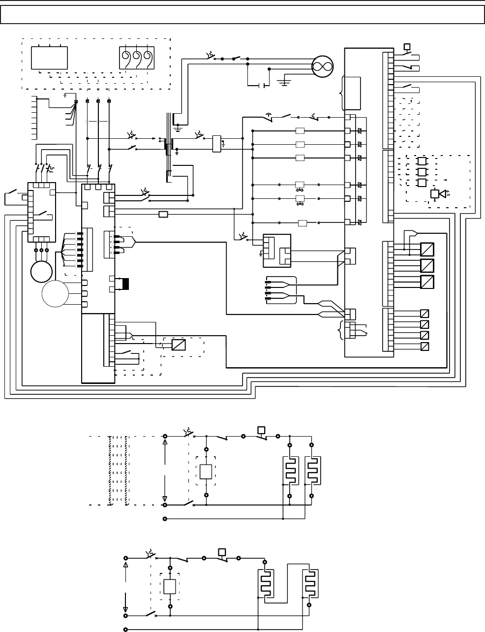 air pressor single phase wiring diagram