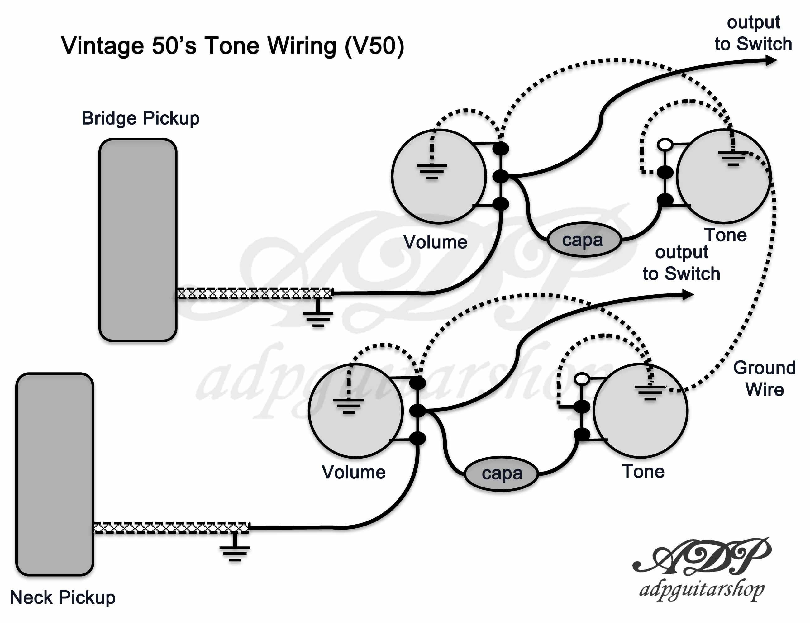 gibson sg wiring diagrams
