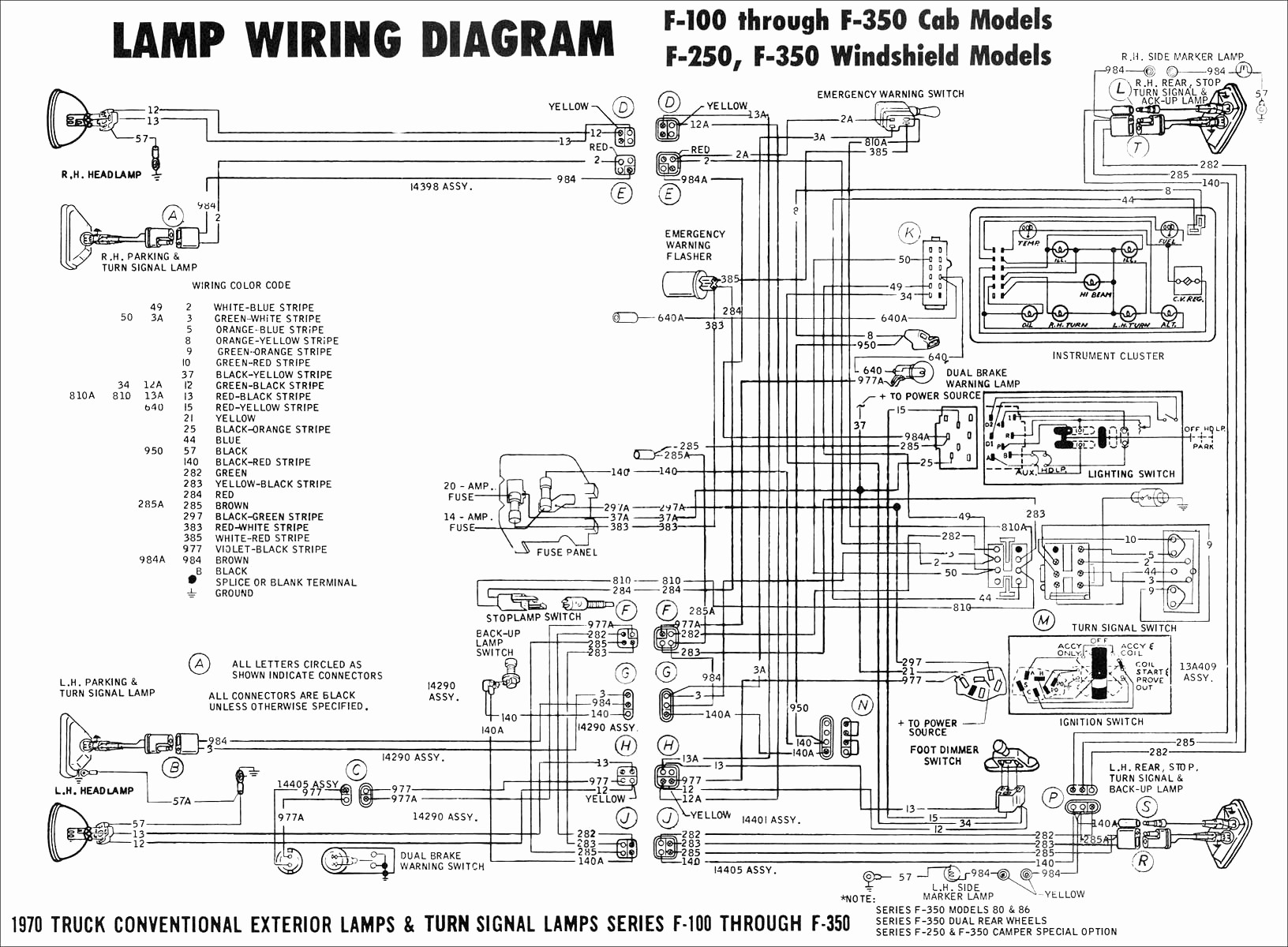 wiring diagram model t 49f