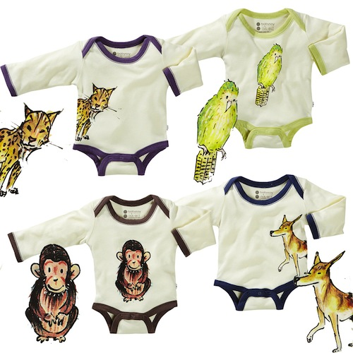 Jane-Goodall-Baby-Collection-bodysuits