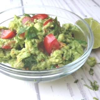 Tasty Guacamole Dip