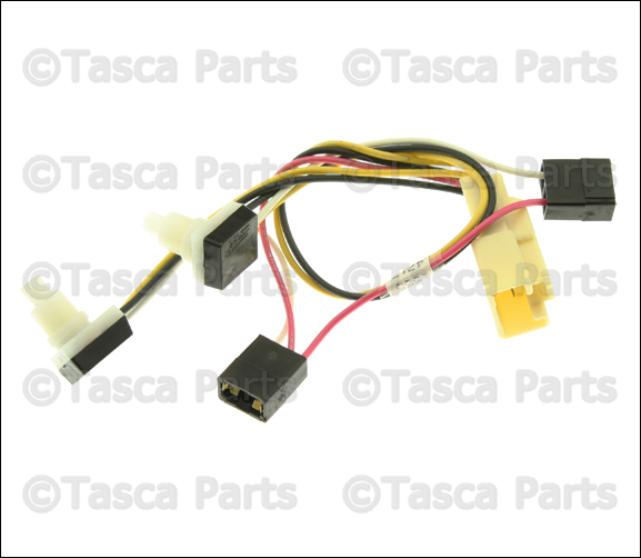 BRAND NEW OEM OVERHEAD CONSOLE MAP LIGHT WIRING HARNESS WITH