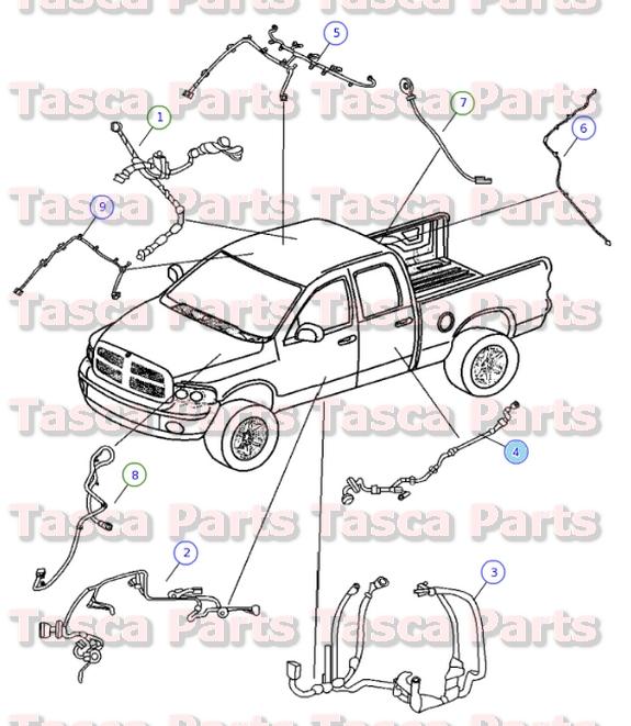 Door Wiring Harness Dodge Ram - Nudohugeslankaviktcenterinfo \u2022