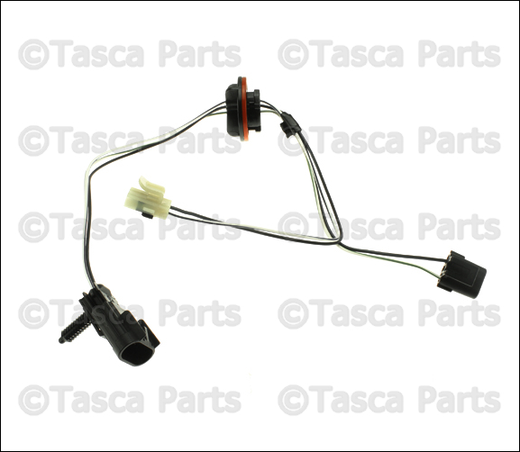 NEW OEM MOPAR HEADLIGHT WIRING HARNESS 2009-2015 DODGE RAM TRUCKS
