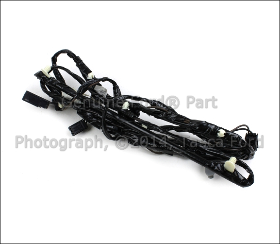 NEW OEM ROOF MARKER LIGHT WIRING HARNESS 2001-2007 FORD F250 F350