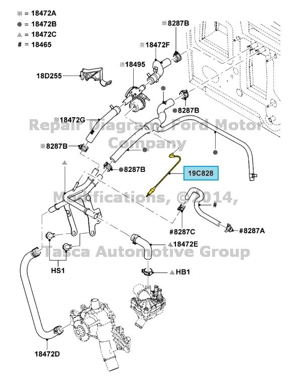 1998 ford ranger 4 0 engine vacuum diagram
