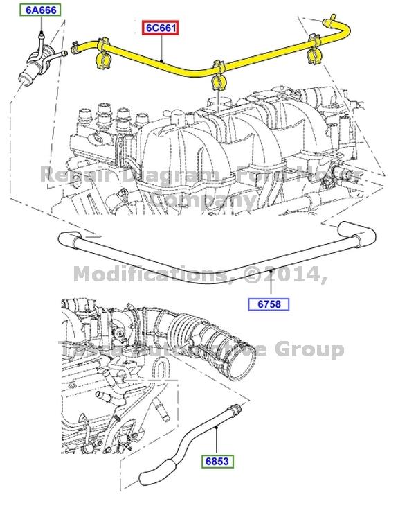 2012 ford f 150 5 0 engine diagram