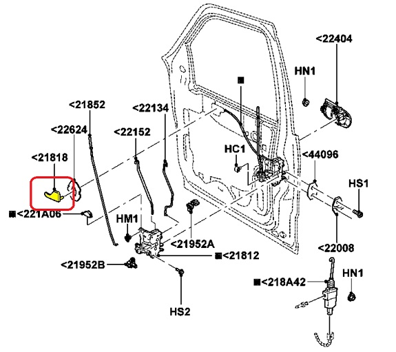 need 1990 e150 door latch mechanism diagram e150 ford cars