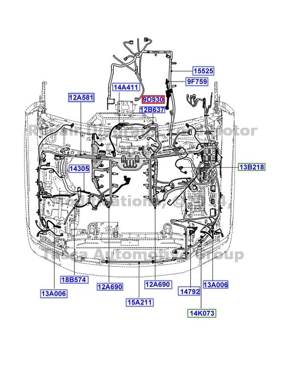 2011 ford f450 wiring diagram