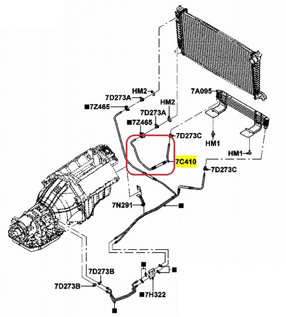 radio wiring diagram mercury monterey