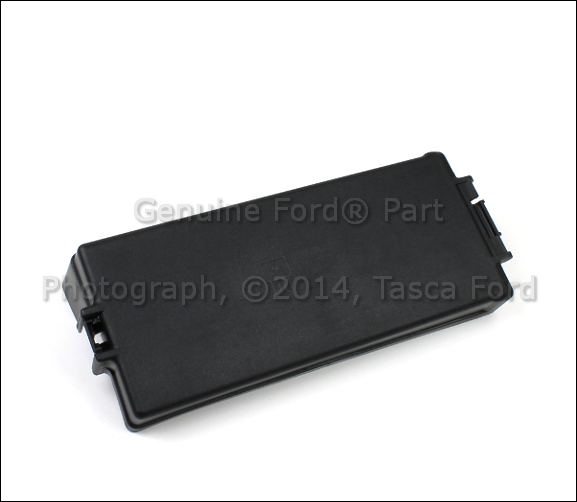 NEW FORD LINCOLN MERCURY OEM ENGINE COMPARTMENT FUSE BOX COVER #6E5Z
