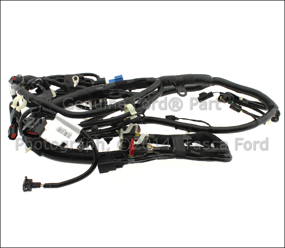 OEM Engine Wire Wiring Harness Ford Explorer Sport Trac Mercury