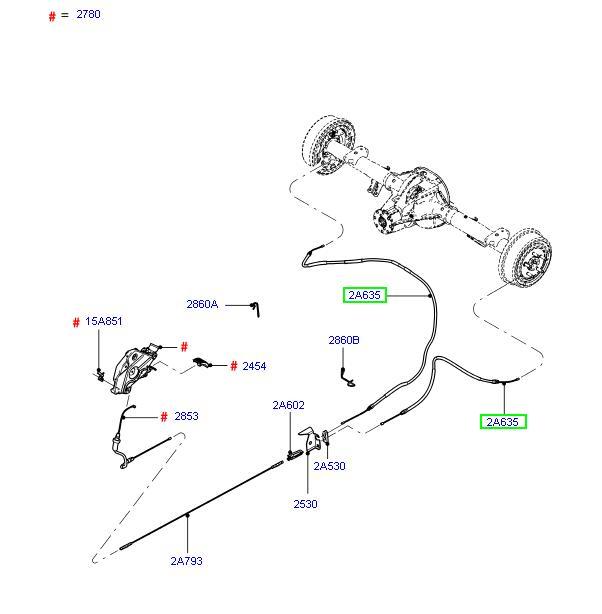 Ford Ranger Parking Brake Diagram Wiring Schematic Diagram
