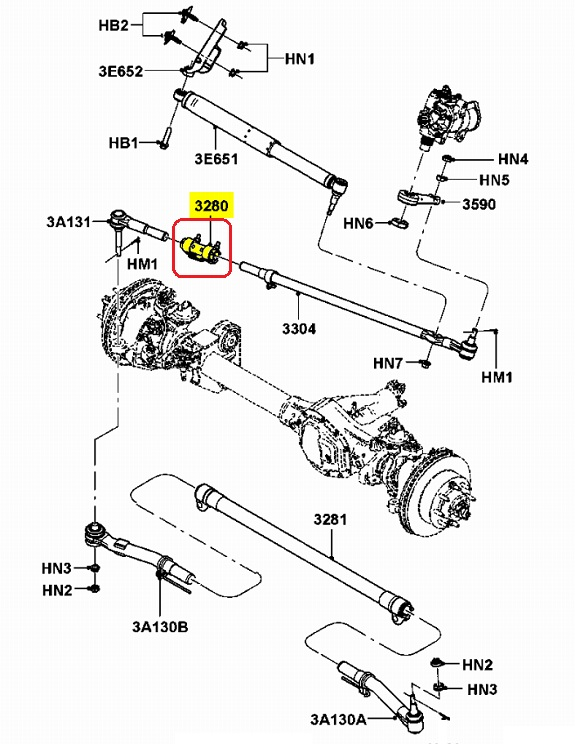 2000 ford excursion 7 3l Motor diagram