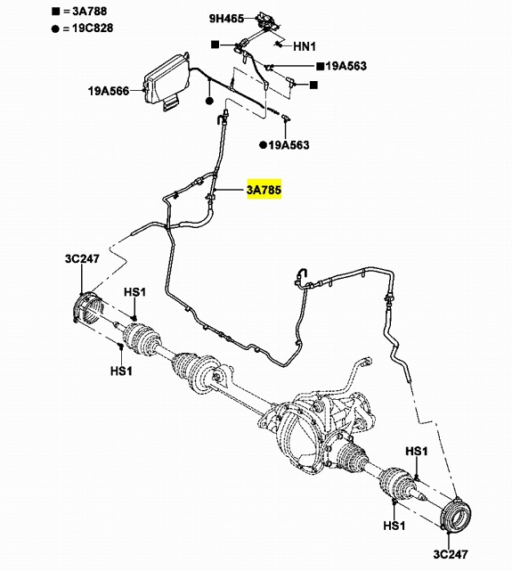 2008 ford f 150 vacuum diagram