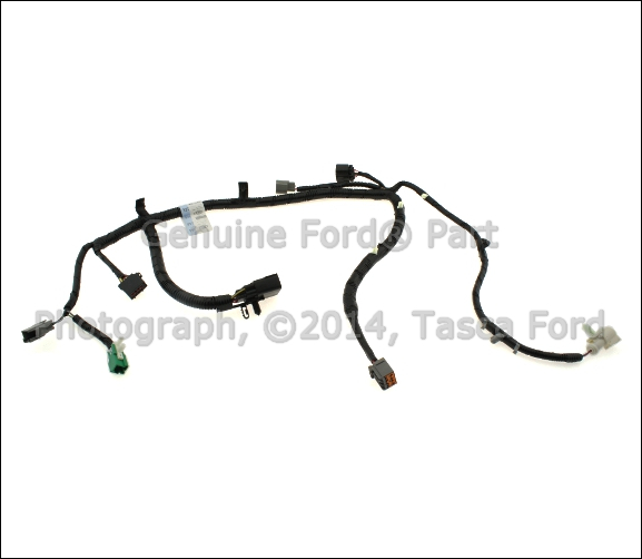 2007 ford mustang wiring harness