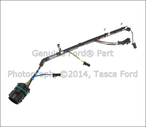 99 f250 injector wiring harness