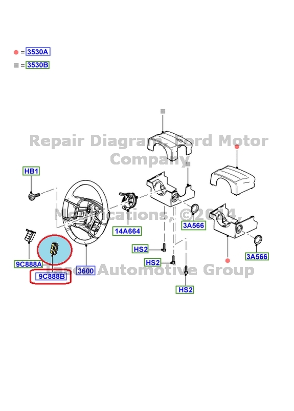 yuh000170puy cruise control switch rh image 1