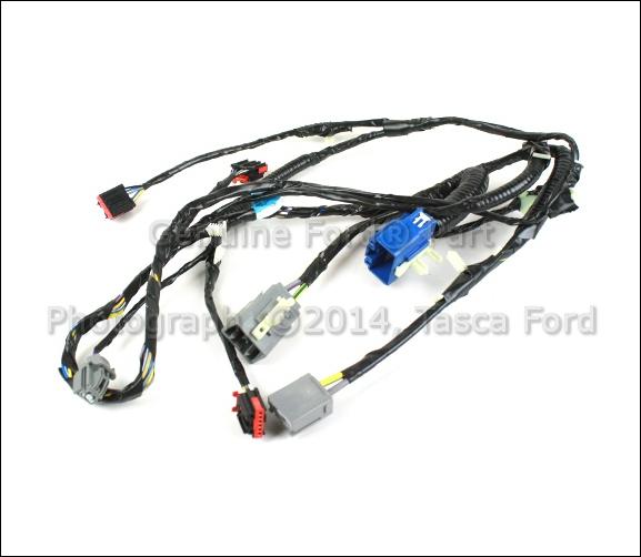 2012 f150 door wiring harness