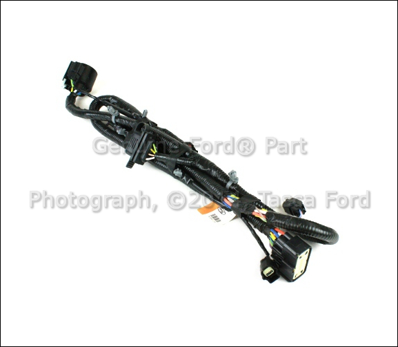 ford flex towing wiring harness