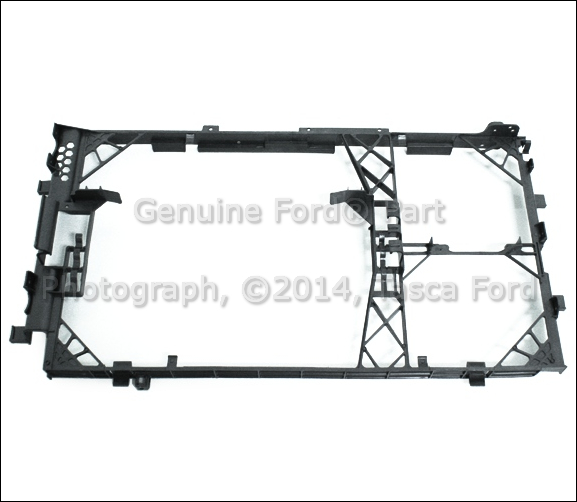 94 f150 chassis Schaltplang