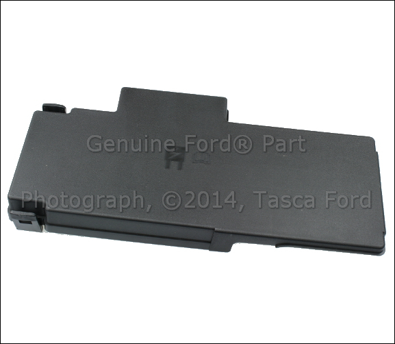 NEW OEM ENGINE COMPARTMENT FUSE PANEL COVER 2011-15 FORD F250 F350