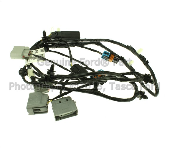NEW OEM PARKING AID  FOG LIGHT WIRING HARNESS 2013 FORD ESCAPE