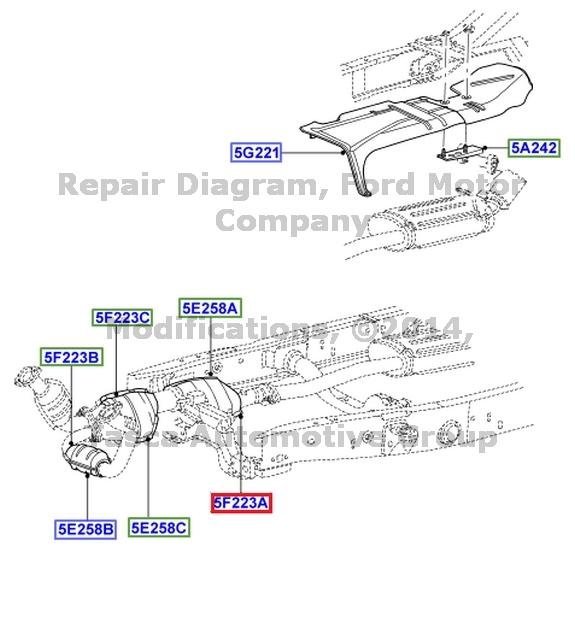 ford explorer sport trac fuel system diagram