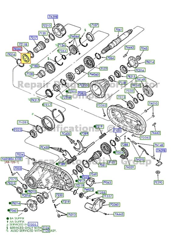 Ford 4r100 Intermediate Pressure Plate 89up 36144b F81z-7b066ba